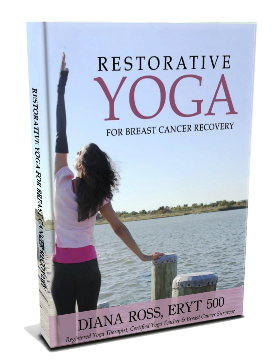 Try Breast Cancer Yoga's Restorative Yoga Book