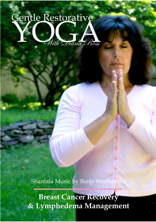 Breast Cancer Yoga DVD for Treatment and Recovery