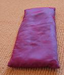 Breast Cancer Yoga Eye Pillow