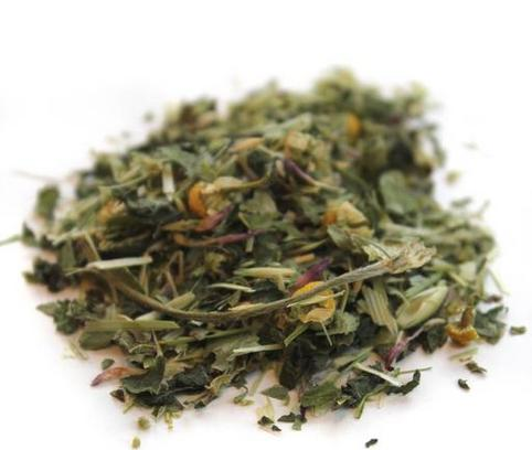 Organic Calm Tea Blend For Breast Cancer