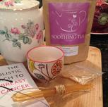 Tummy Tea Gift Set For Breast Cancer