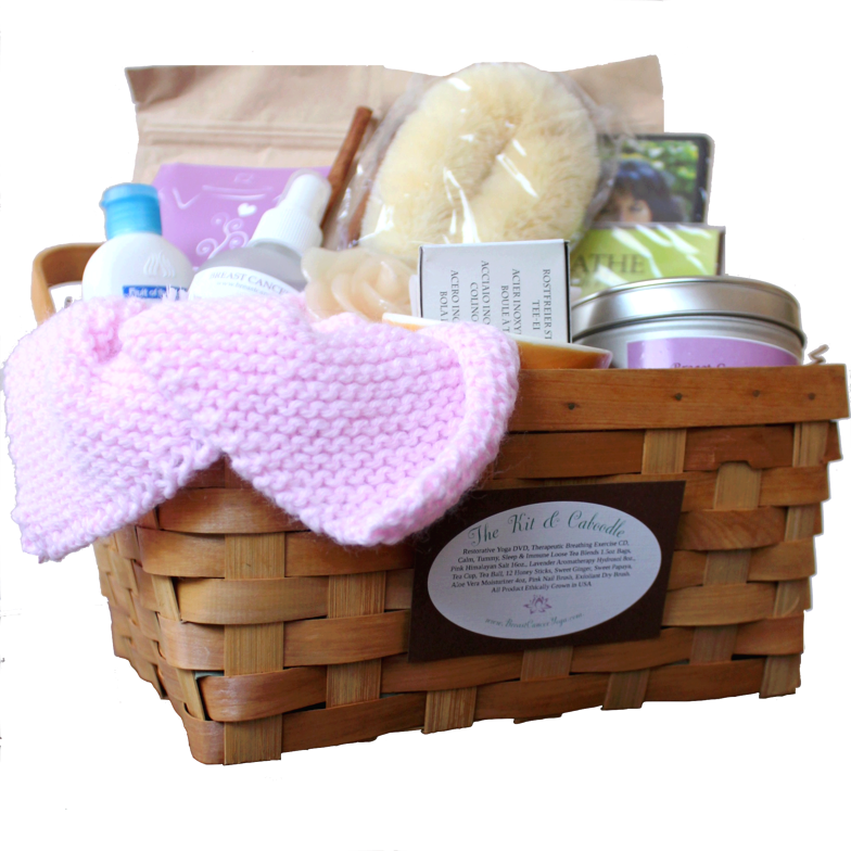 The Kit & Caboodle Gift Basket