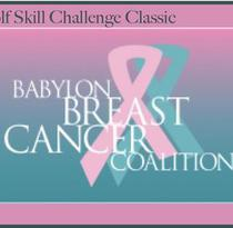 Babylon Breast Cancer Coalition receives donation for October, 2013 golf event from Breast Cancer Yoga