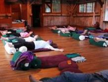 Breast Cancer Yoga Retreat